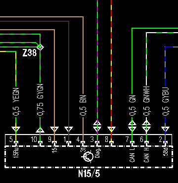 D Car Will Not Start After Changing Gear Selector E Gboxelec on Mercedes Benz Wiring Diagram