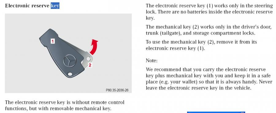 Help with 2000 c 230 smartkey replacement mercedes for Mercedes benz key fob battery size