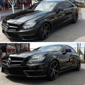"CLS on 20"" Stance wheels"