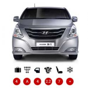 Hyundai H1  https://car-rent.az/rent-a-car-baku-azerbaijan/