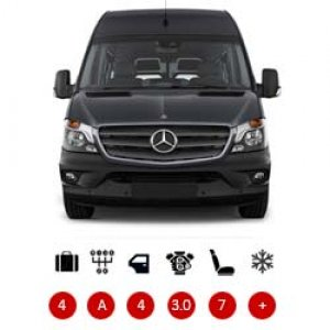 Mercedes Sprinter  https://car-rent.az/rent-a-car-baku-azerbaijan/