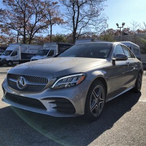 Mercedes Benz C 300 AWD 1