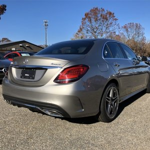 Mercedes Benz C 300 AWD 3